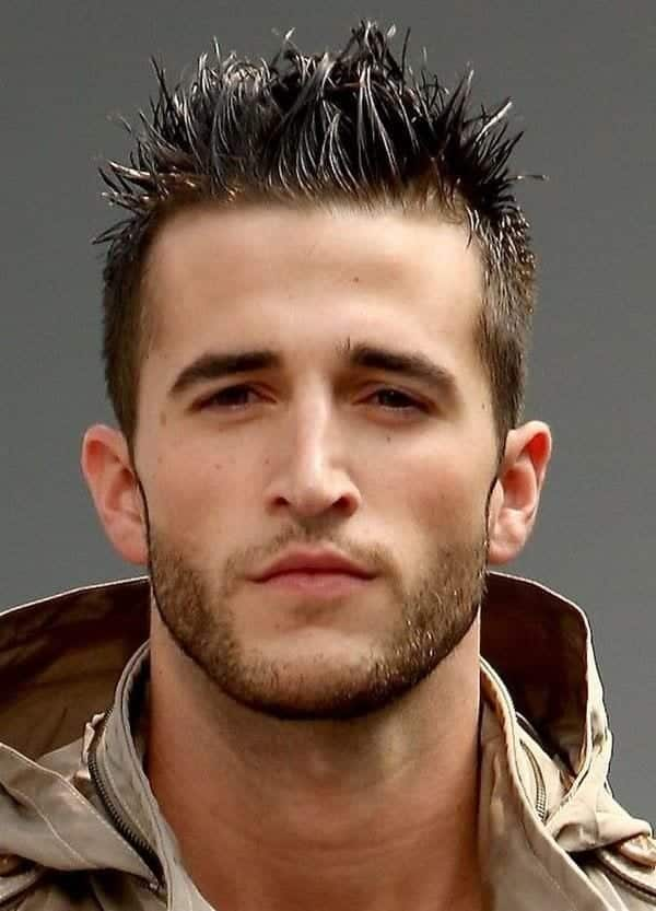 short-hair-beard-32 26 Cool Beard Styles for Short Hair Men for Perfect Look