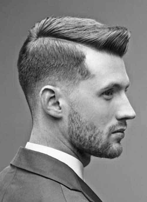 short-hair-beard-34 26 Cool Beard Styles for Short Hair Men for Perfect Look