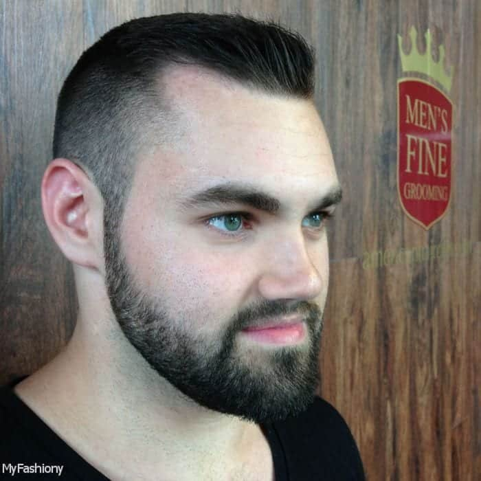 short-hair-beard-35 26 Cool Beard Styles for Short Hair Men for Perfect Look