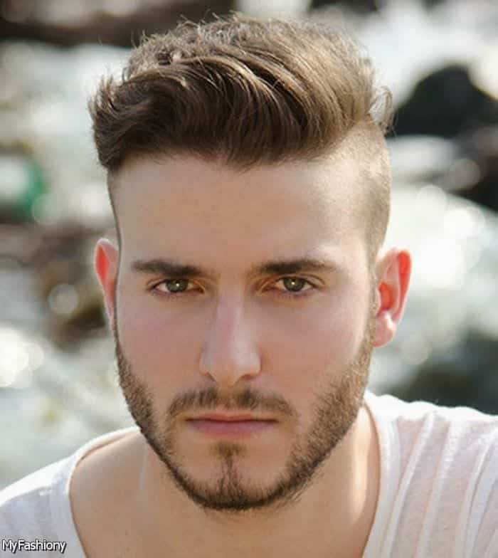 short-hair-beard-38 26 Cool Beard Styles for Short Hair Men for Perfect Look