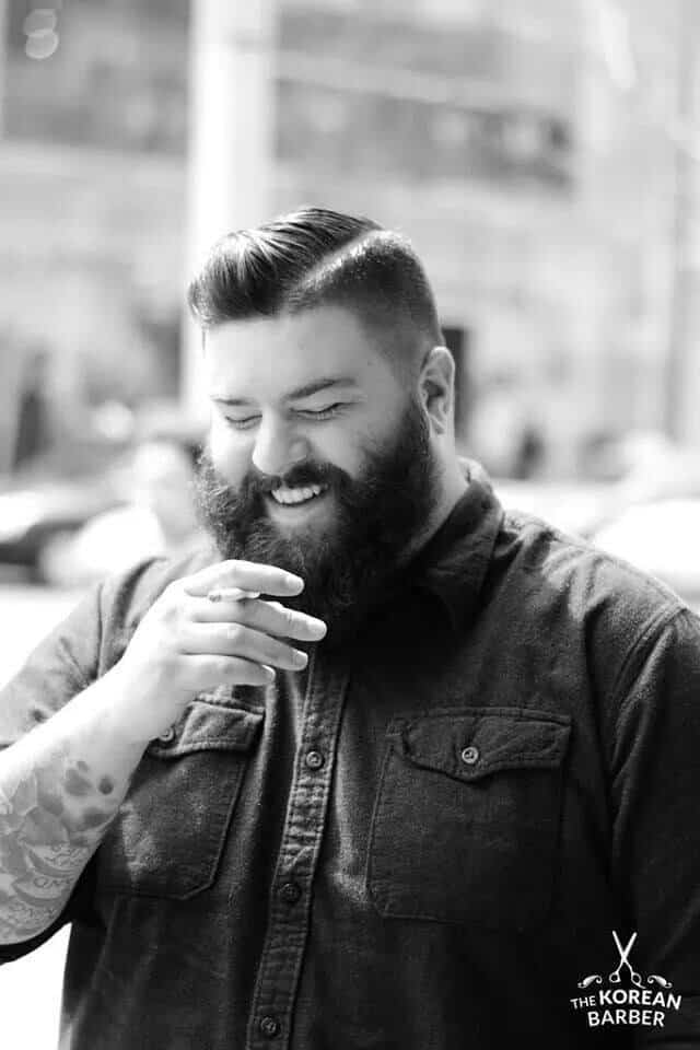 short-hair-beard-46 26 Cool Beard Styles for Short Hair Men for Perfect Look