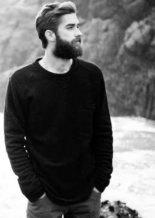 short-hair-beard-9 26 Cool Beard Styles for Short Hair Men for Perfect Look