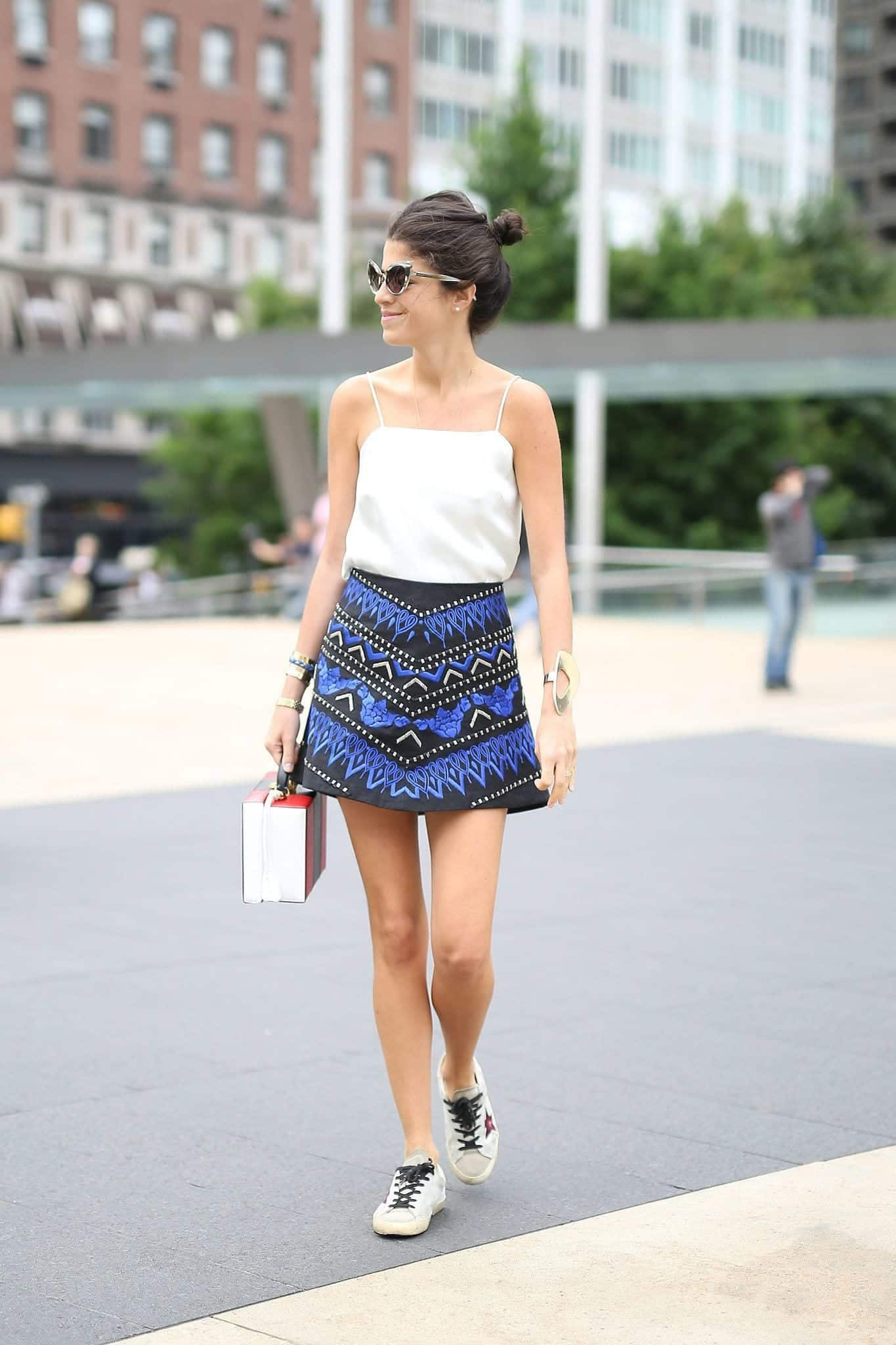 Outfits With Tennis Skirt - 24 Ways To Style Tennis Skirt