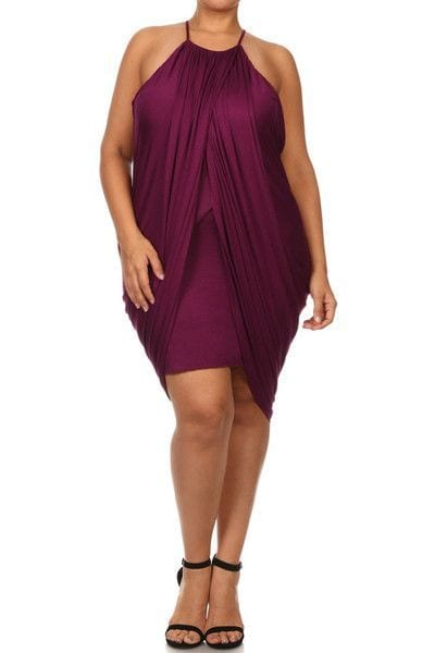 10-3 28 Fashionable Nightclub Outfits For Plus Size Women This Year