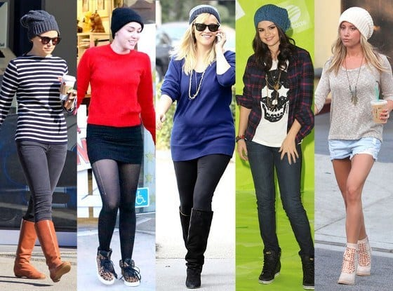 how to wear beanie hats (11)