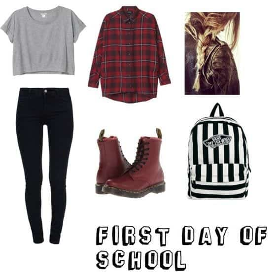 chic outfits for first day of college (11)