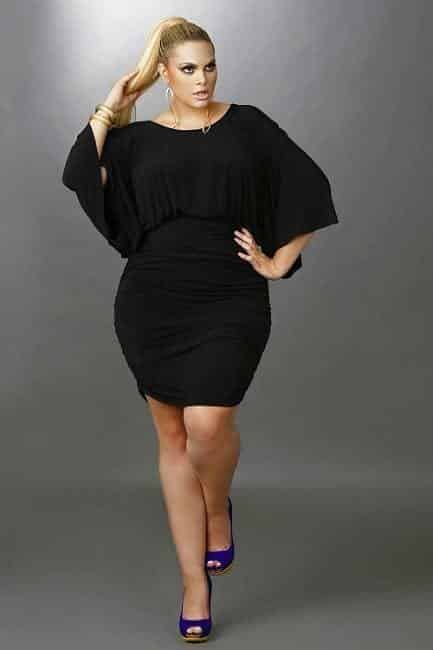 13-4 28 Fashionable Nightclub Outfits For Plus Size Women This Year