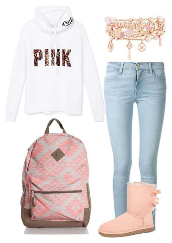 chic outfits for first day of college (6)