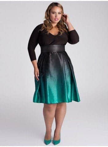 20-1 28 Fashionable Nightclub Outfits For Plus Size Women This Year