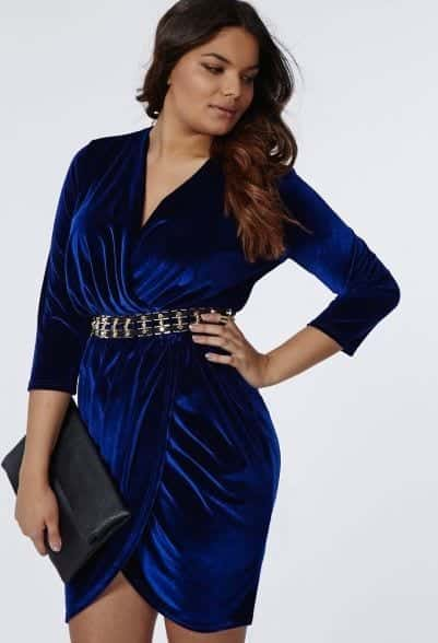 6-3 28 Fashionable Nightclub Outfits For Plus Size Women This Year