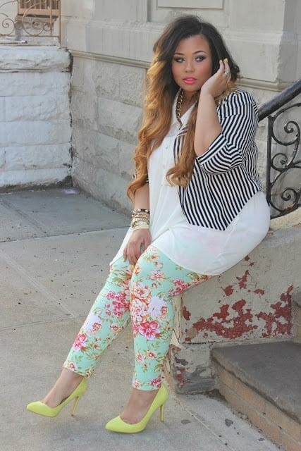 Swag Outfits for Chubby ladies-18 Plus Size Swag Styles