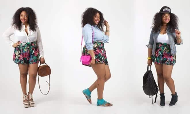 FLORAL-15-1 Outfits with Floral Shorts - 40 Ways to Style Floral Shorts
