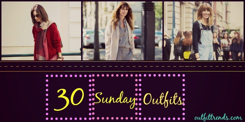 PicMonkey-Collage-1-1024x512 Cute Sunday Outfits Ideas - 30 Styles What to Wear on Sunday