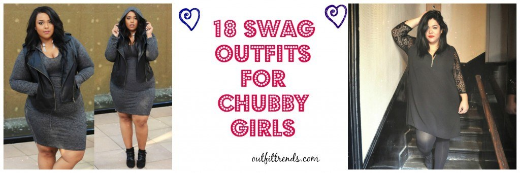 PicMonkey-Collage-1024x341 Swag Outfits for Chubby ladies-18 Plus Size Swag Styles