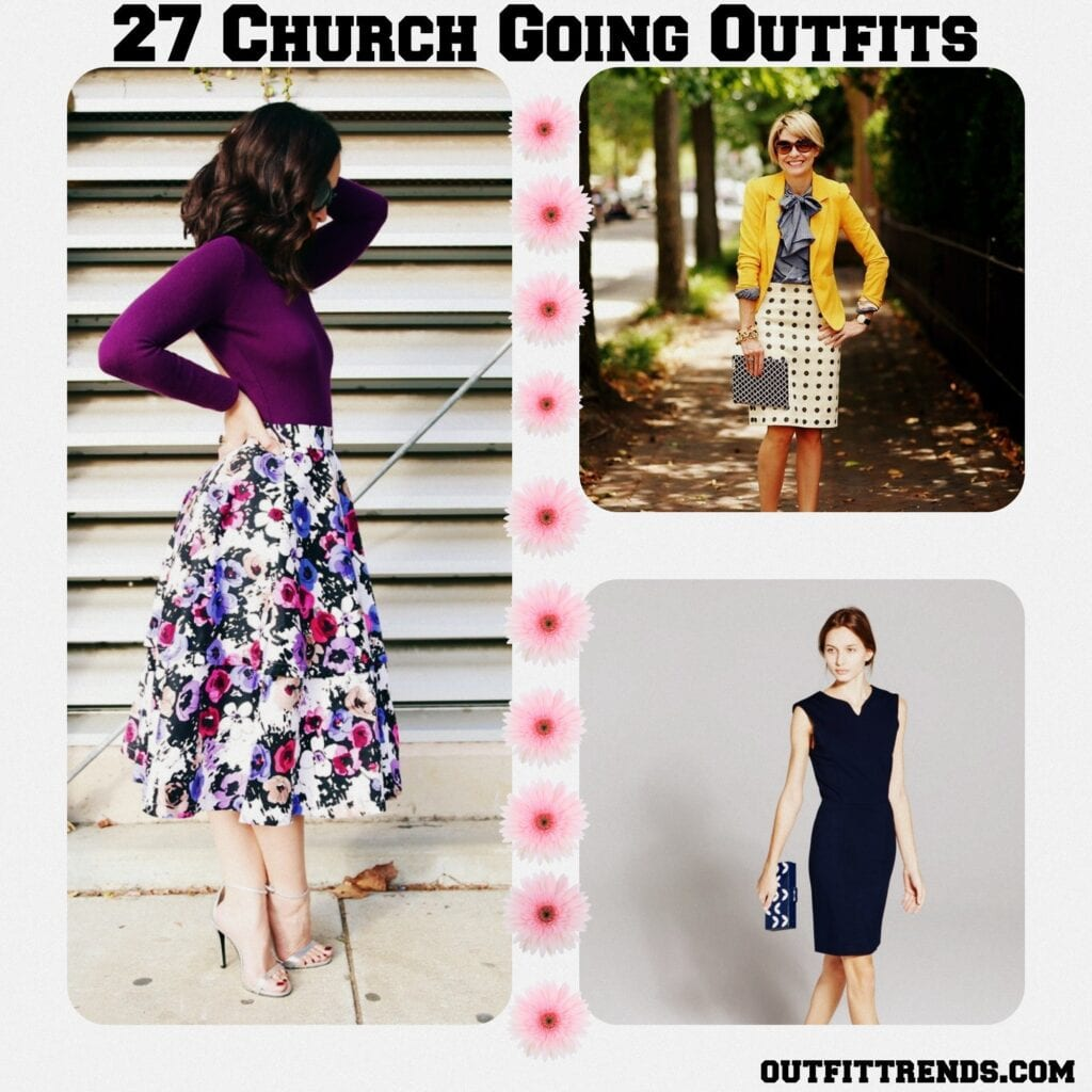 PicMonkey-Collage-3-1024x1024 Church Outfit Ideas - 27 Decent Ideas What to Wear to Church