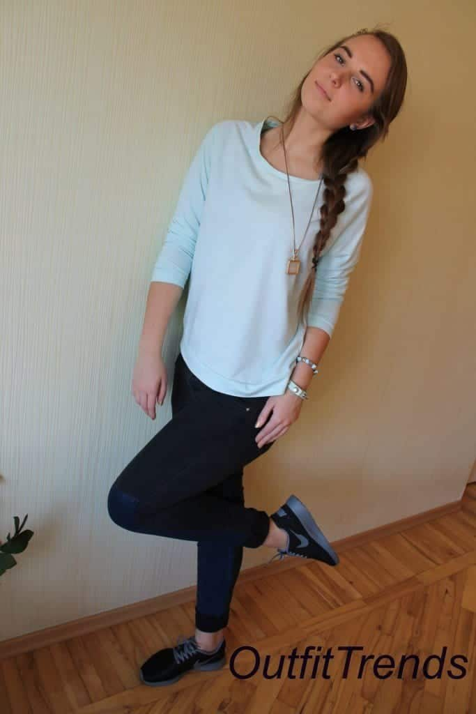 Sporty2-683x1024 How to Look Cute in a Casual Outfit - Fashion Tips for Teens