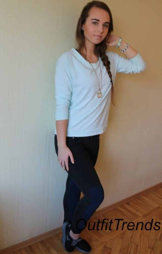 Sporty6-652x1024 How to Look Cute in a Casual Outfit - Fashion Tips for Teens