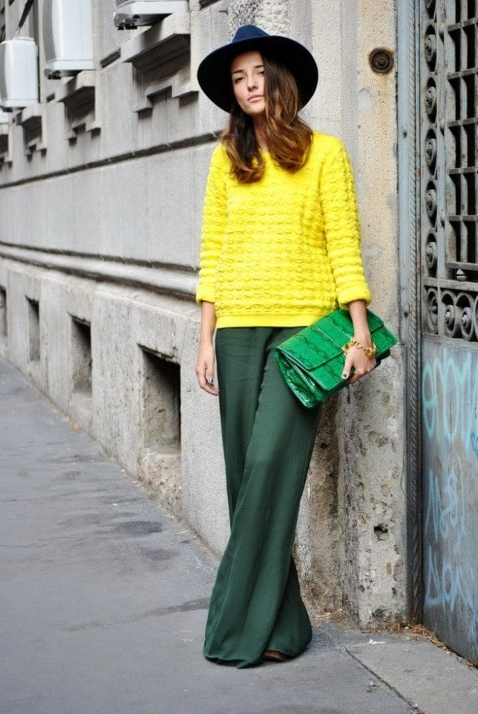 Womens-Office-Wardrobe-Looks-In-Emerald-Green-Shades-3-700x1045-686x1024 40 Ideas to Make Your Own Casual Outfit When Nothing to Wear