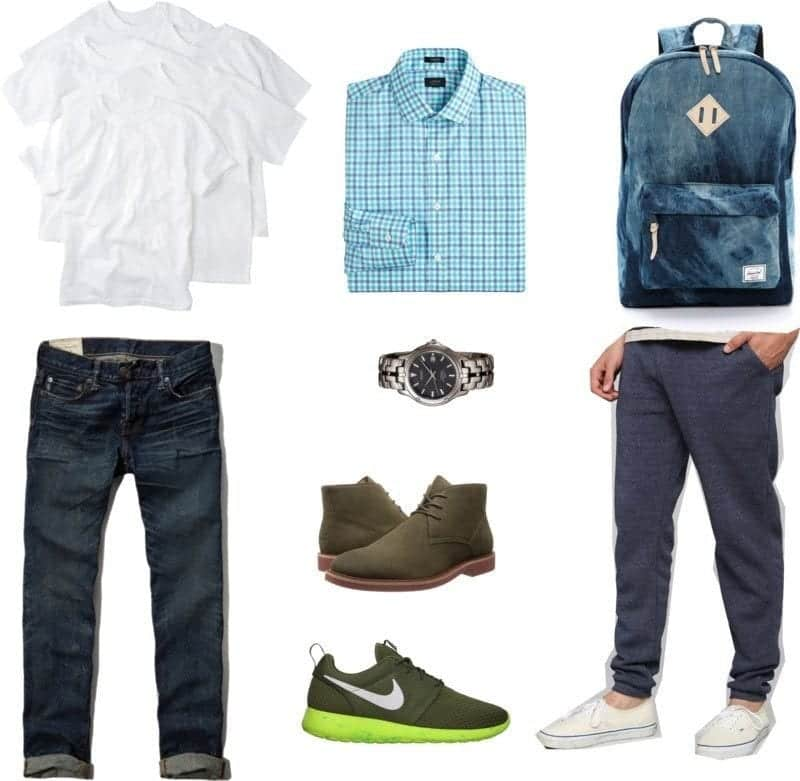 collge-30 23 Cute First Day of College Outfits for Boys for Sharp Look
