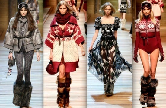 s Outfits with Snow Boots-20 Ways to Wear Snow Shoes in Winter