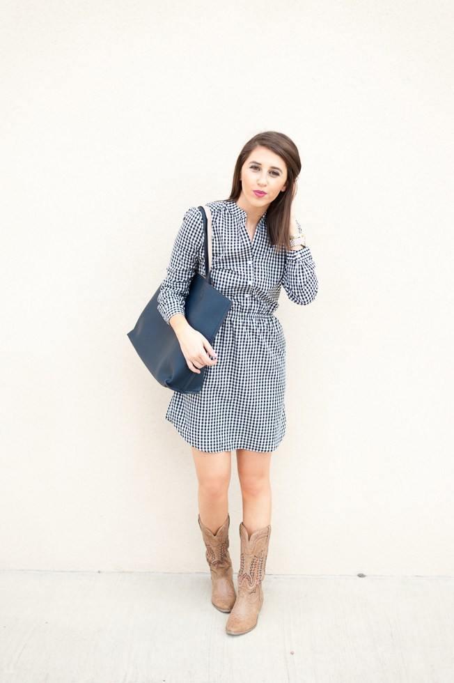 Shirt Dress Outfits-27 Ways to wear Shirt Dress in ...