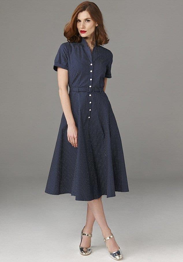 shirt-dreesse-12 Shirt Dress Outfits-27 Ways to Wear Shirt Dress in Different Ways