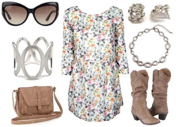 shirt-dreesse-21 Shirt Dress Outfits-27 Ways to Wear Shirt Dress in Different Ways