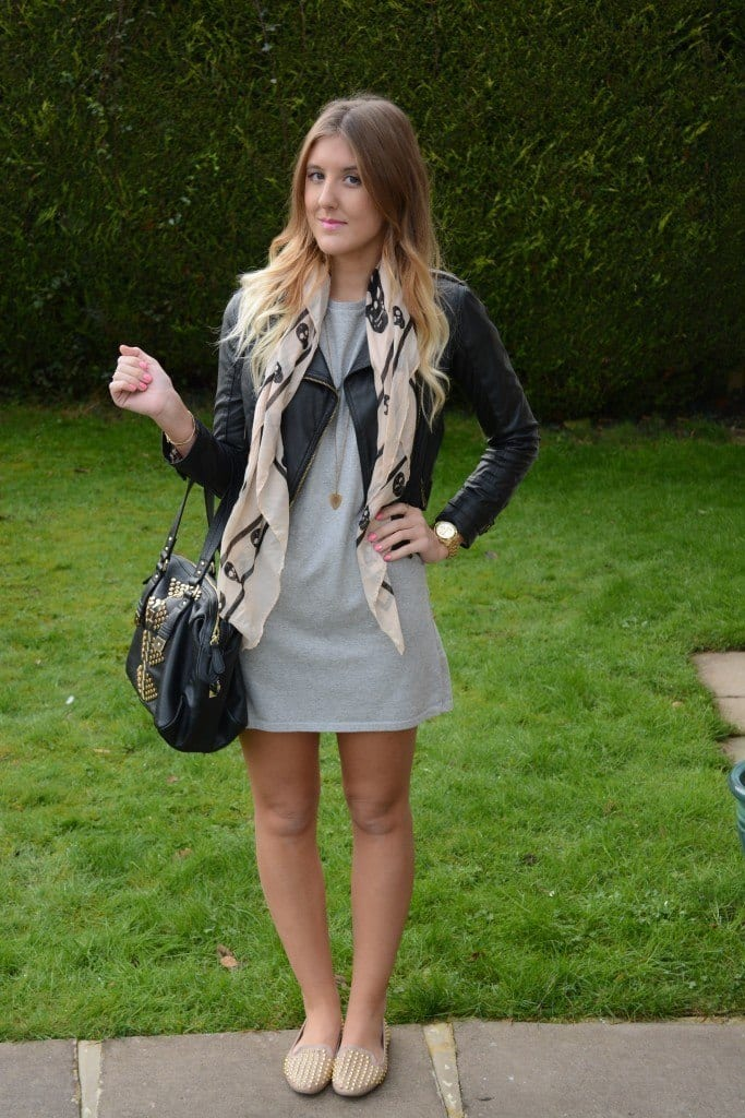 shirt-dress-outfit-fashion-683x1024 Shirt Dress Outfits-27 Ways to Wear Shirt Dress in Different Ways