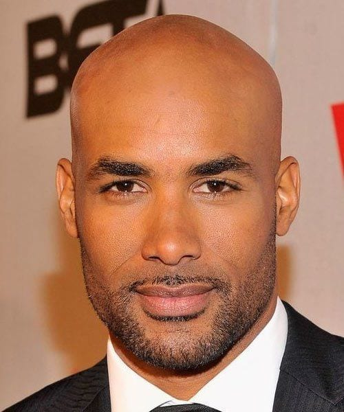 Bald-Men-16 Beard Styles for Bald Guys-30 New Facial Hairstyles for Bald Heads