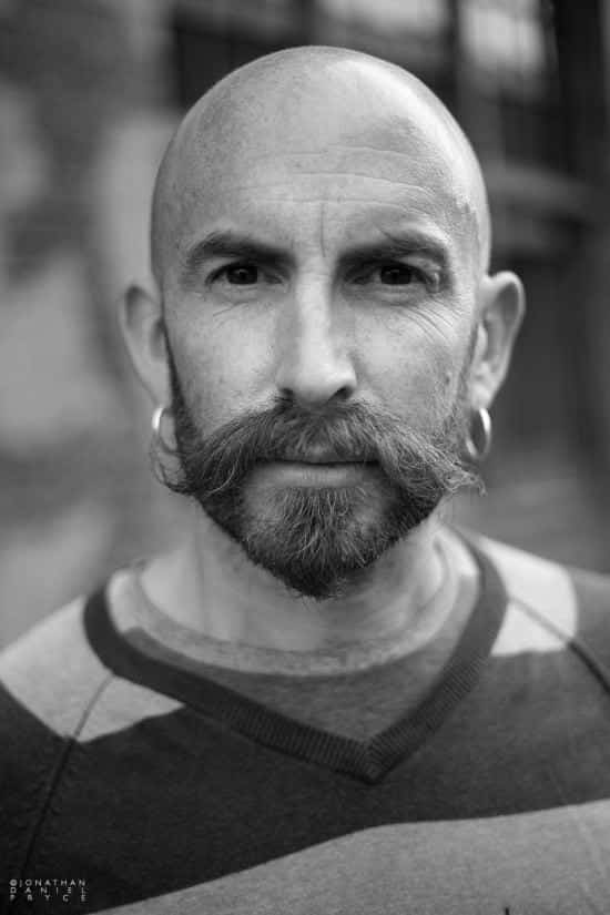 Bald-Men-9 Beard Styles for Bald Guys-30 New Facial Hairstyles for Bald Heads