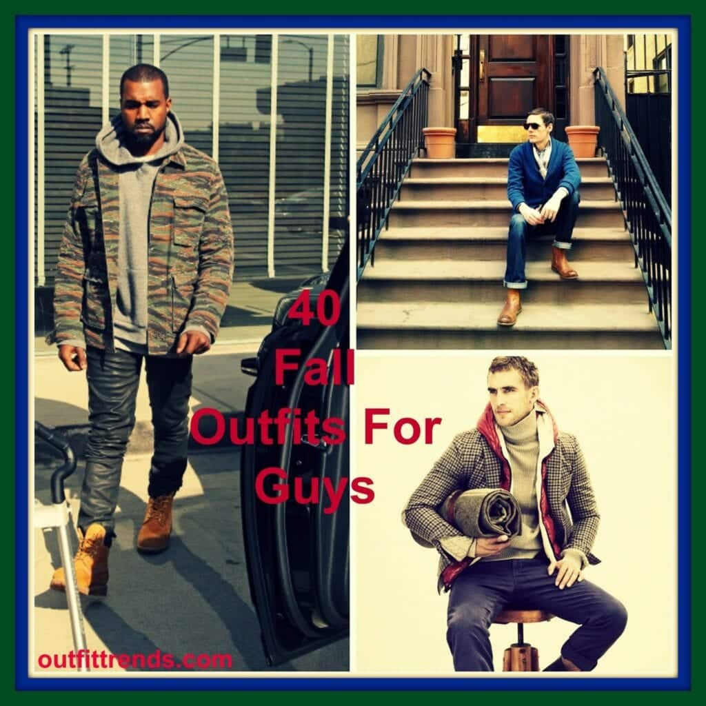 PicMonkey-Collage-2-1024x1024 Fall Outfits for Men-40 Best Fall Fashion Tips for Men