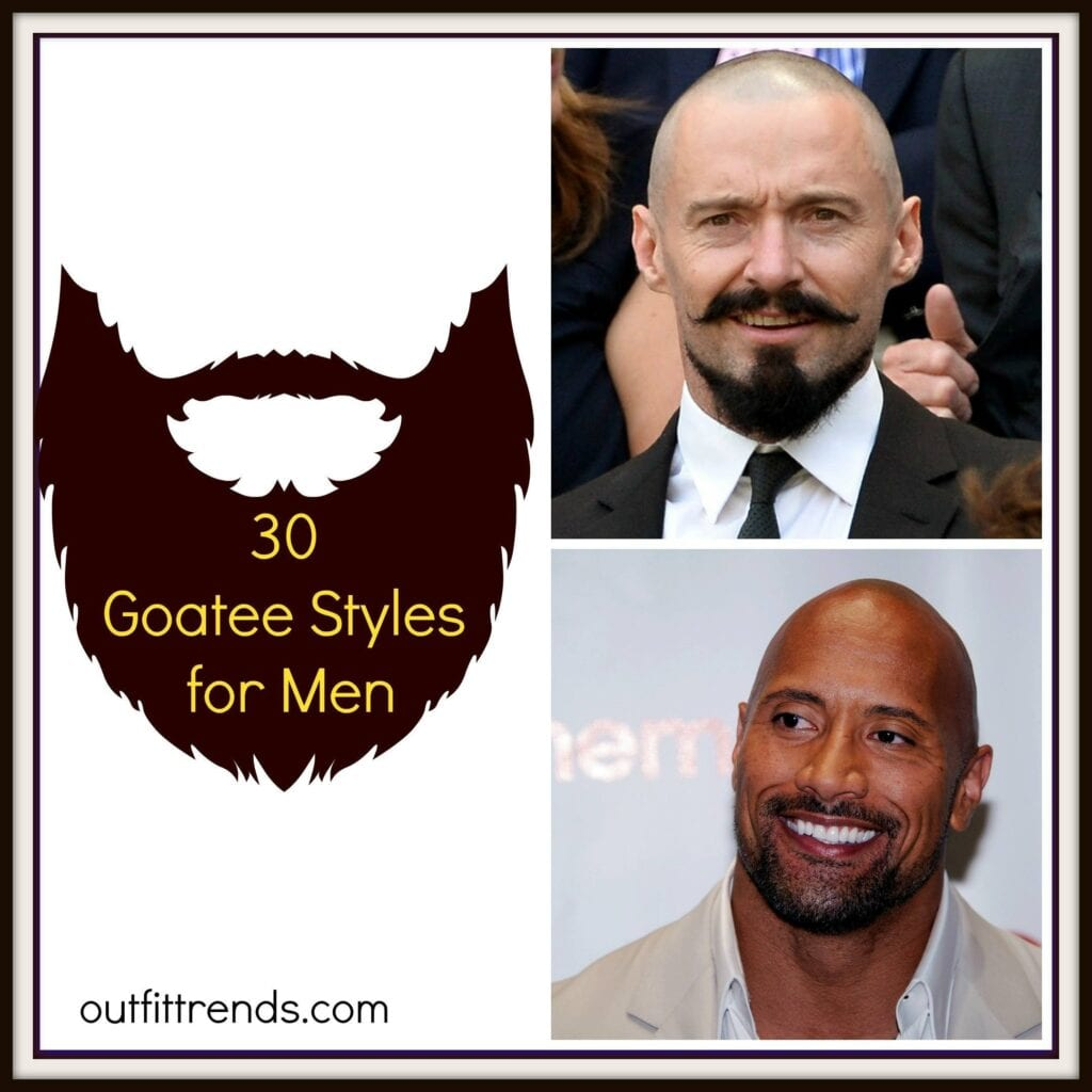 PicMonkey-Collage-3-1024x1024 30 Best Goatee Styles for Bald Men to Get Sharp Look