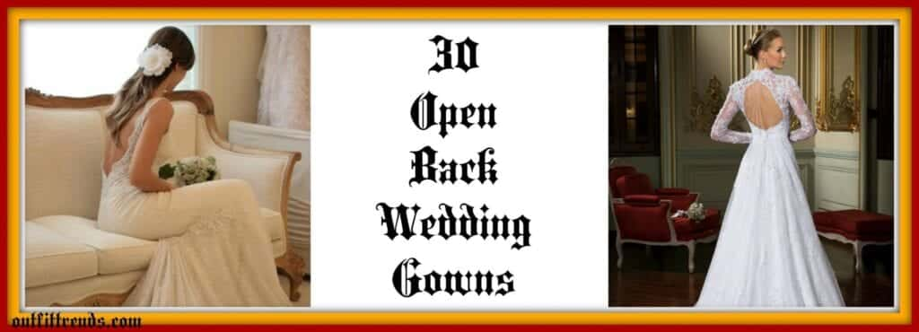 PicMonkey-Collage-9-1024x370 Wedding Dresses with Open Back - 30 Different Looks to Copy