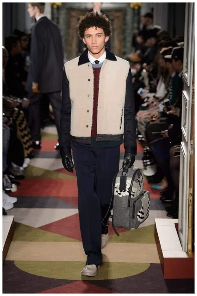 Valentino-Men-Fall-Winter-2015-Menswear-Collection-031-681x1024 Fall Outfits for Men-40 Best Fall Fashion Tips for Men