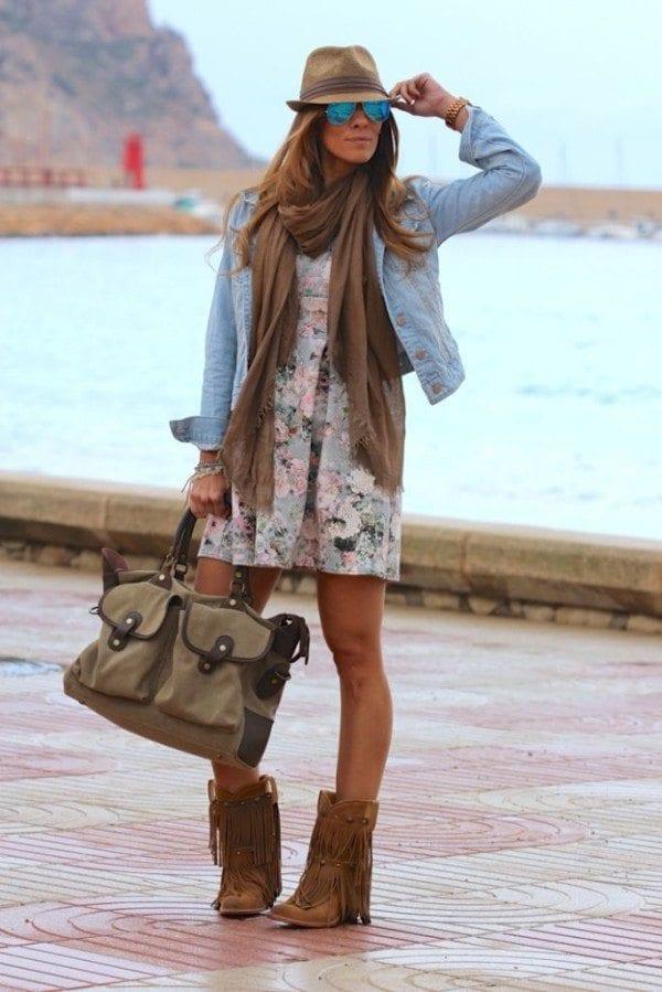 boho-20 Boho Chic Outfit Ideas - 18 Ways to Dress Like Boho Chic