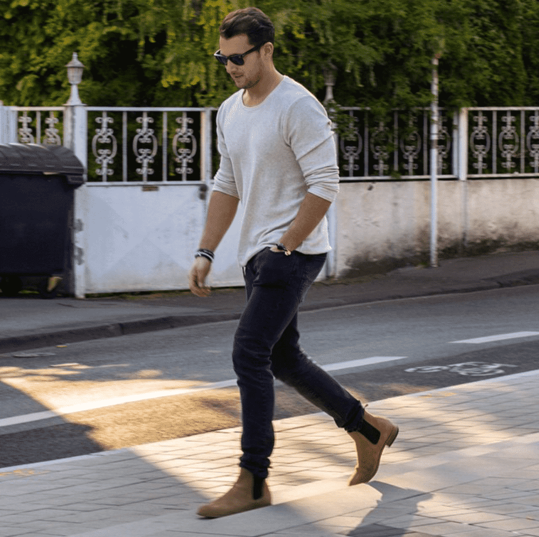 how to wear brown boots