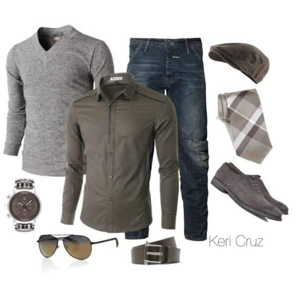 Fall Outfits for Men-40 Best Fall Fashion Tips for Men