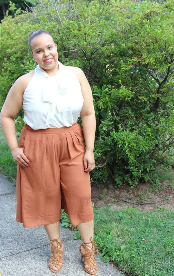 culottes-17 Culottes Outfits Ideas-24 Ideas How to Wear Culottes This Year