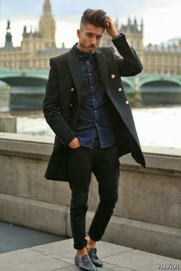 fall-12 Fall Outfits for Men-40 Best Fall Fashion Tips for Men