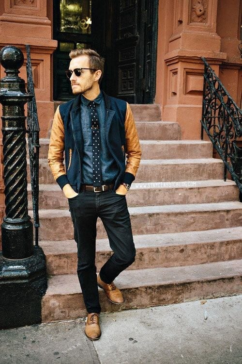 fall-17 Fall Outfits for Men-40 Best Fall Fashion Tips for Men