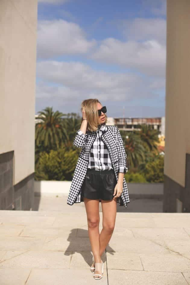 fingham-4 Gingham Outfit Ideas-18 Ways to Wear Gingham Dresses Perfectly