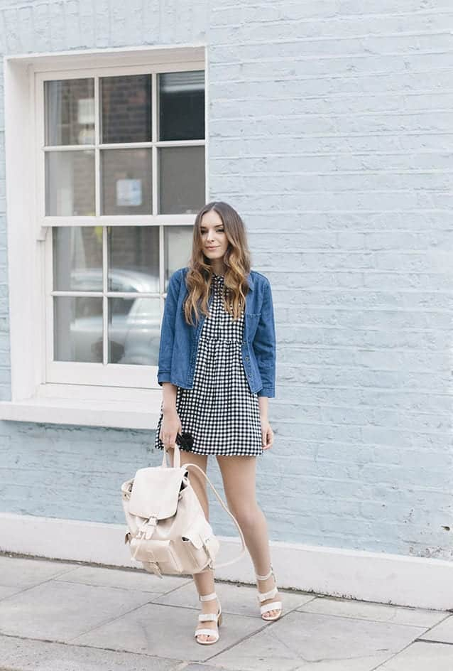 ladies gingham outfits (15)