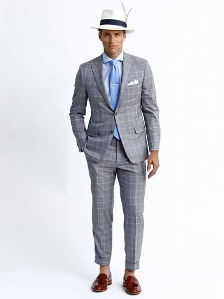 Gentleman Outfits-20 Ideas How to Dress Like Gentlemen