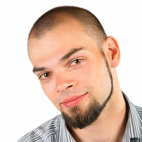 goatee-beard-styles-2015 30 Best Goatee Styles for Bald Men to Get Sharp Look