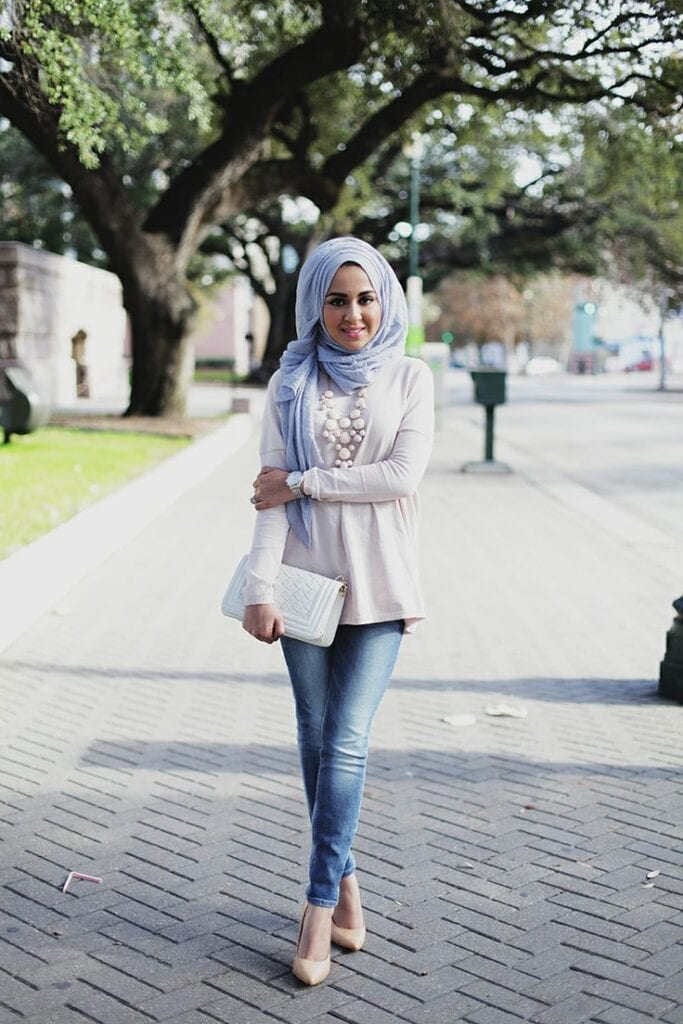 hg13-683x1024 Hijab Graduation Outfit-18 Ways to Wear Hijab on Graduation Day