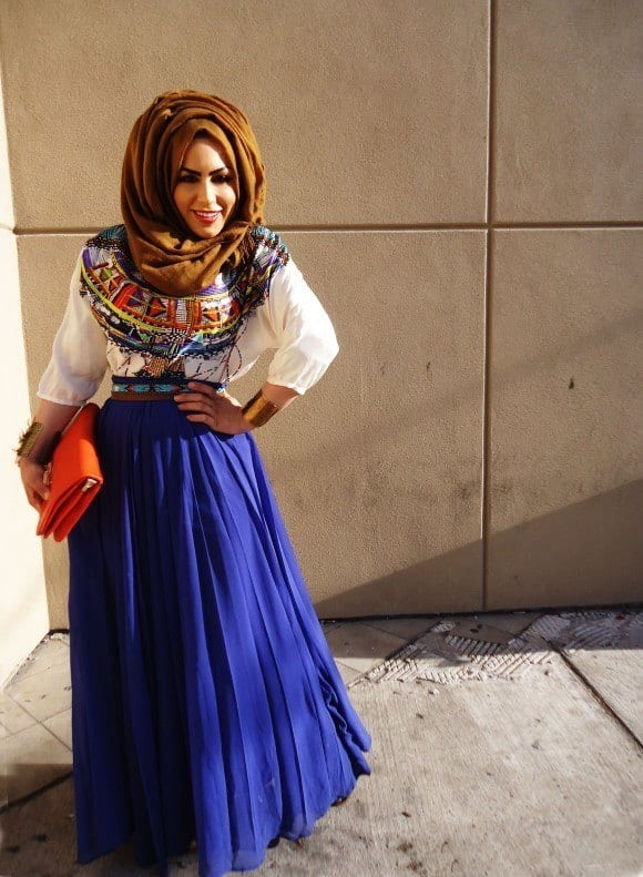 hg6 Hijab Graduation Outfit-18 Ways to Wear Hijab on Graduation Day