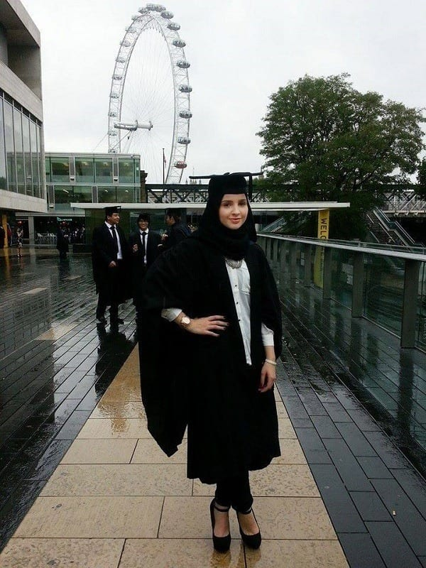 Hijab Graduation Outfit 18 Ways To Wear Hijab On
