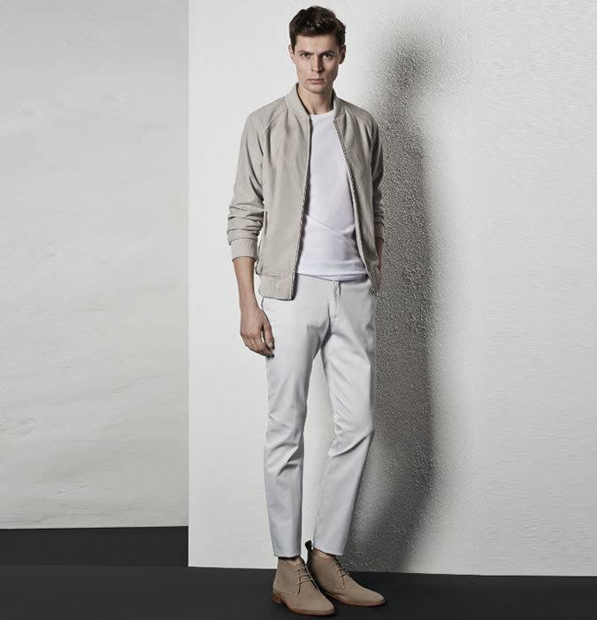 neutralbomber Jacket Outfits for Guys - 24 Ways to Style Jackets Sharply