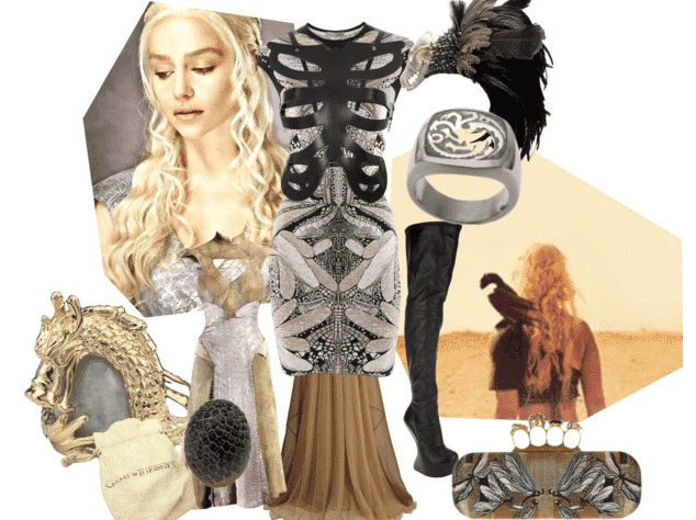 qq Game of Thrones Outfits-30 Best Costumes from Game of Thrones