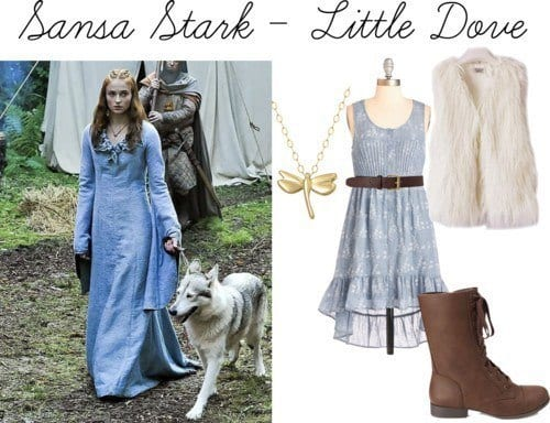 qqq Game of Thrones Outfits-30 Best Costumes from Game of Thrones